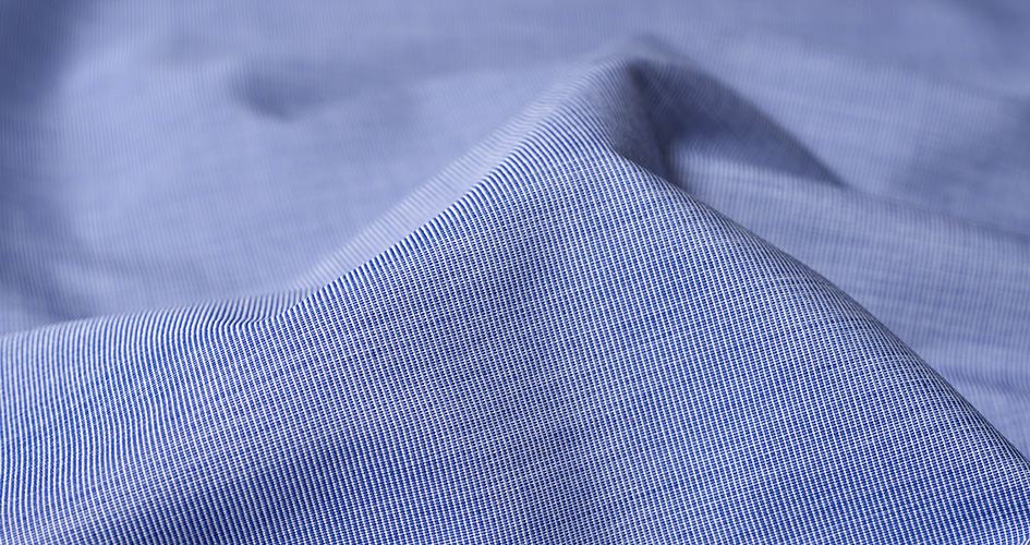 End on End Dress Shirt Fabric