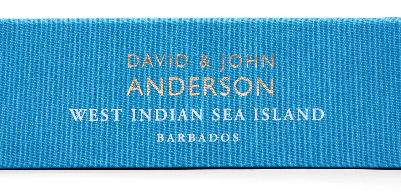 David and John Anderson Cotton