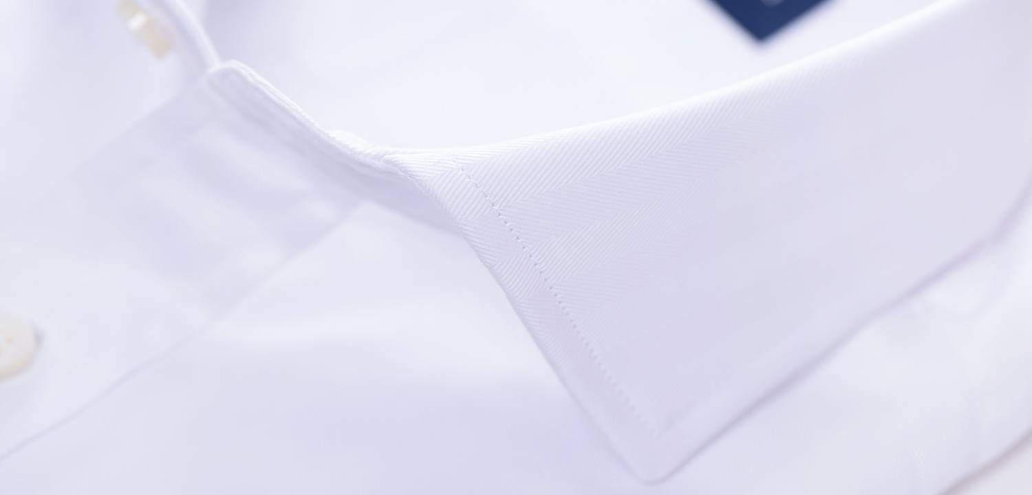 Sea Island Cotton Shirt Closeup