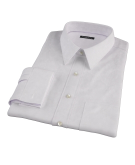 140s Pink Wrinkle Resistant Broadcloth Tailor Made Shirt