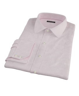 Light Pink Heavy Oxford Custom Dress Shirt