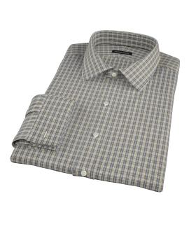 Honey Glazed Oxford Cloth Tailor Made Shirt