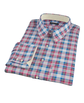 Essex Plaid Tailor Made Shirt