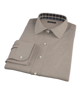 Olive Chino Dress Shirt