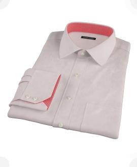 Thomas Mason Light Pink Oxford Custom Made Shirt