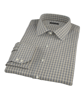 Honey Glazed Oxford Cloth Tailor Made Shirt