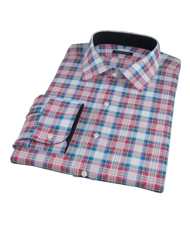 Essex Plaid Custom Made Shirt