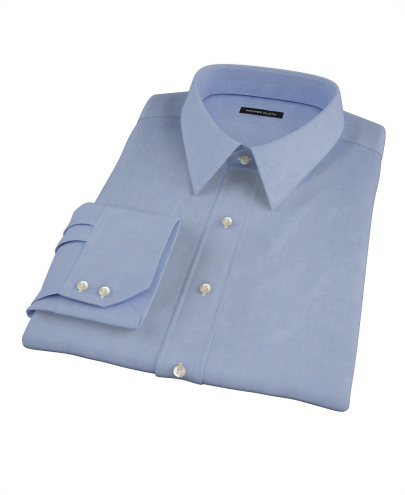Blue Glen Grid Men's Dress Shirt