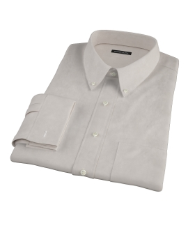 Khaki Chino Tailor Made Shirt