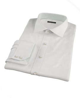 White Royal Oxford Dress Shirt 
