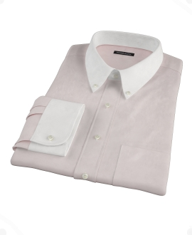 Japanese Pink Royal Oxford Tailor Made Shirt 