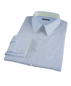 Blue Royal Twill Fitted Shirt 