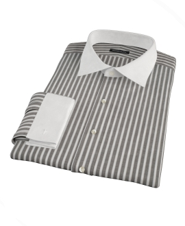 Black Stripe Tailor Made Shirt 