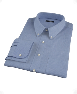 Blue Royal Oxford Men's Dress Shirt