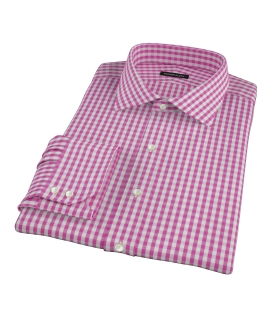 Viola Gingham Dress Shirt 