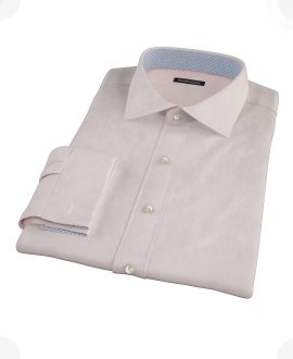 Pink End-on-End Tailor Made Shirt 