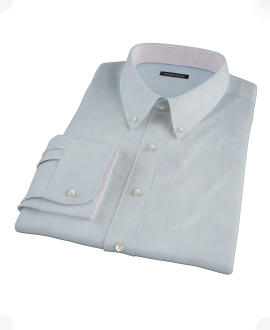Light Blue Royal Oxford Tailor Made Shirt
