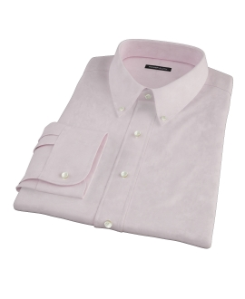 Light Pink Heavy Oxford Tailor Made Shirt 