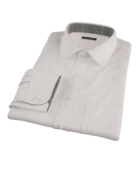 Pink Phantom Wide Stripe Custom Dress Shirt 
