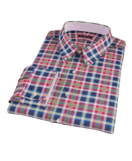 Block Party Custom Dress Shirt