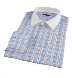 Canclini Sorrento Check Custom Dress Shirt