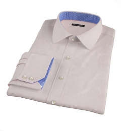 Mercer Pink Pinpoint Tailor Made Shirt