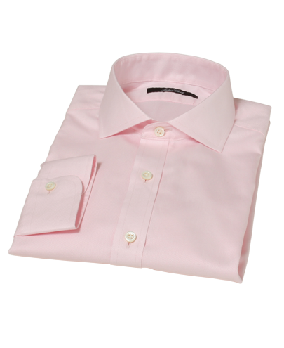 Japanese Pink Royal Oxford Custom Dress Shirt