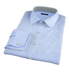 Light Blue Heavy Oxford Tailor Made Shirt