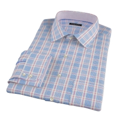Canclini Sorrento Check Tailor Made Shirt