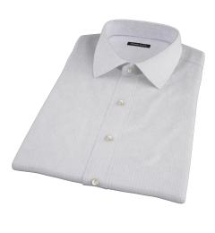 Red Blue Morton Grid Short Sleeve Shirt