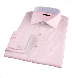Mercer Pink Pinpoint Dress Shirt