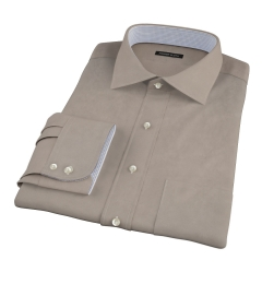 Olive Chino Custom Made Shirt