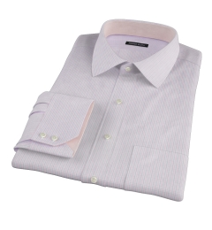 Astor Pink Multi Check Dress Shirt