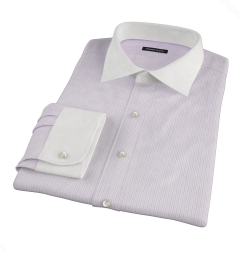 Astor Pink Multi Check Men's Dress Shirt