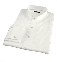 Ivory Regal Twill Men's Dress Shirt