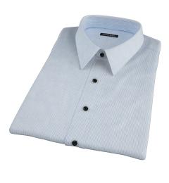 Astor Blue Multi Check Short Sleeve Shirt