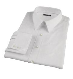 Canclini Light Pink Fine Stripe Tailor Made Shirt