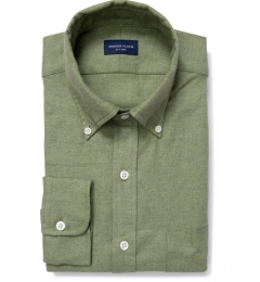 Canclini Sage Beacon Flannel Custom Made Shirt