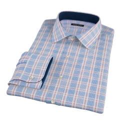Canclini Sorrento Check Dress Shirt