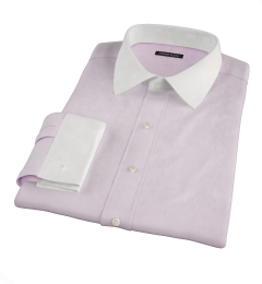 Pink Mini Grid Custom Made Shirt