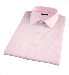 Redondo Pink Linen Short Sleeve Shirt