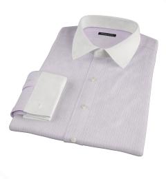 Astor Pink Multi Check Custom Made Shirt