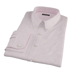 Light Pink Heavy Oxford Custom Made Shirt