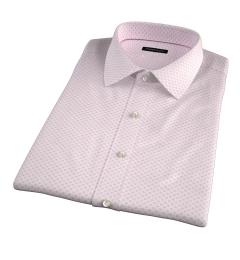 Hibiscus Japanese Flower Print Short Sleeve Shirt