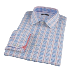 Canclini Sorrento Check Dress Shirt