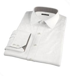 100s Micro Jacquard Custom Dress Shirt