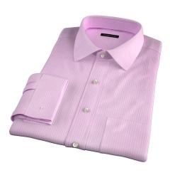 Waverly Pink Check Dress Shirt