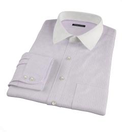 Astor Pink Multi Check Dress Shirt