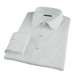 Bowery Mint Wrinkle-Resistant Pinpoint Dress Shirt