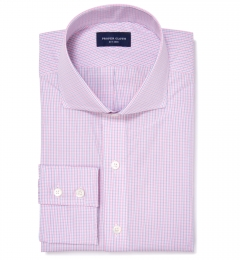 Astor Pink Multi Check Tailor Made Shirt